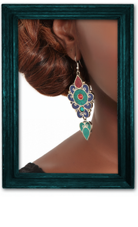 Okolo Fashion Jewelry Earrings