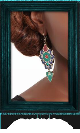 Okolo Fashion Jewelry Earrings