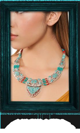 Okolo Fashion Jewelry Necklaces